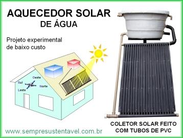 CLIQUE AQUI PARA VER ON LINE O MANUAL DE CONSTRUÇÃO DESSE AQUECEDOR SOLAR